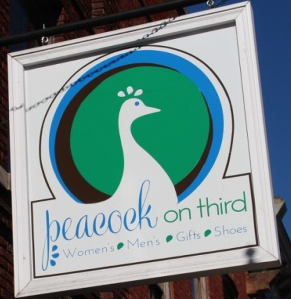 Peacock on Third