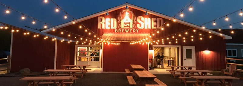 Red Shed Brewery Tap Room