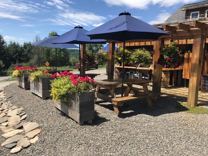 Pail Shop Vineyards, Winery & Tasting Room