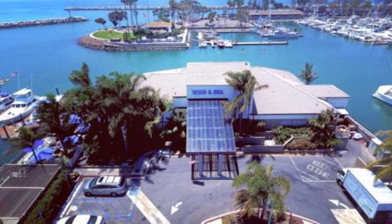 Wind & Sea Restaurant Image