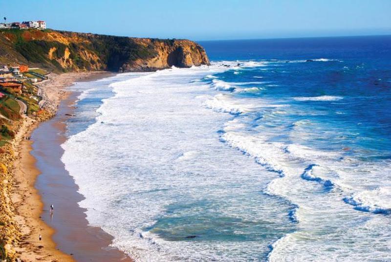 Dana Strand Beach Image