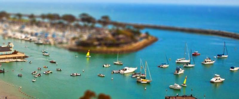 Dana Point Harbor Image