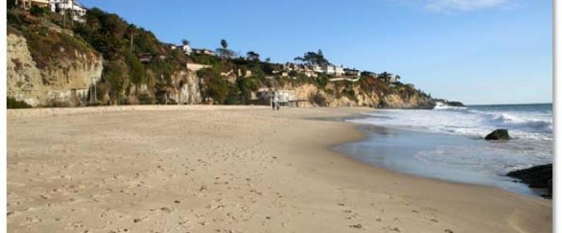 Thousand Steps Beach Image