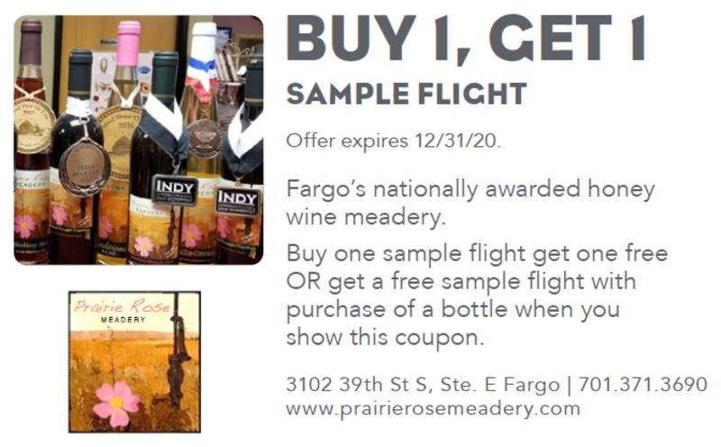 Buy 1, Get 1 Sample Flight