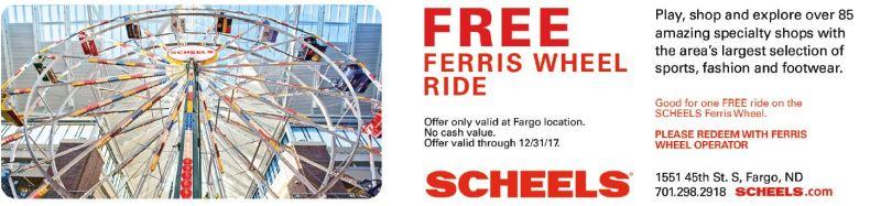 Free Ferris Wheel Ride