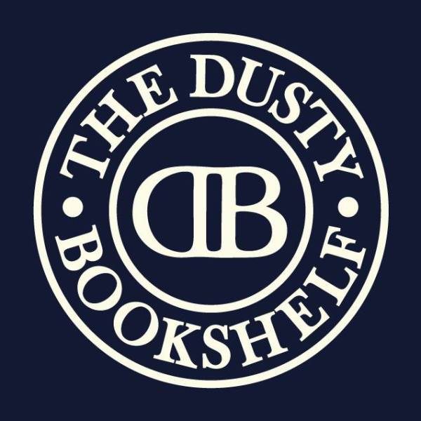 The Dusty Bookshelf Featured Image