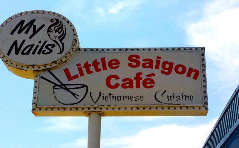 Little Saigon Cafe` Featured Image