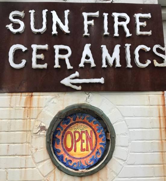 Sun Fire Ceramics Featured Image