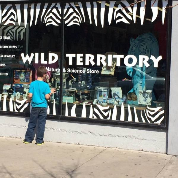 Wild Territory Science Store Featured Image