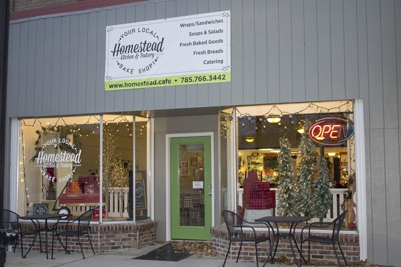 Homestead Kitchen & Bakery Featured Image