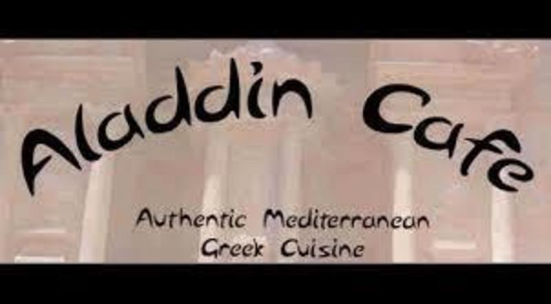 Aladdin Cafe Featured Image