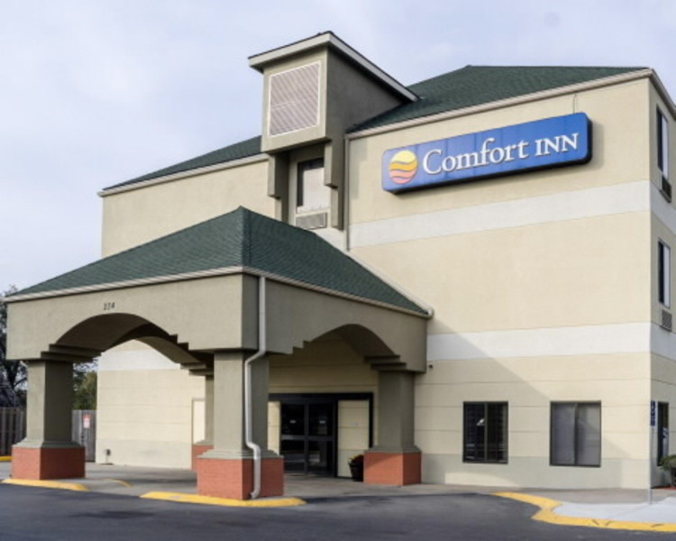 Comfort Inn - KCK Featured Image