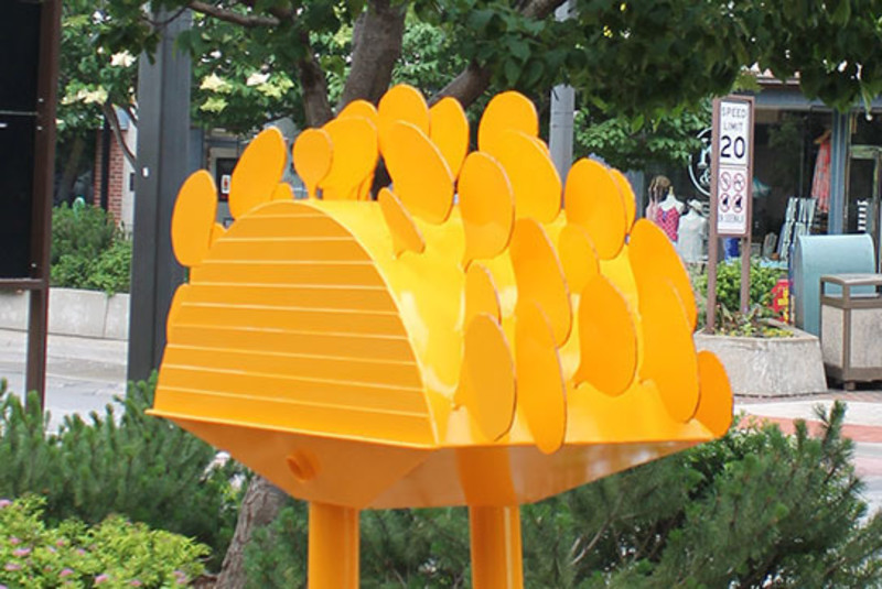 Outdoor Downtown Sculpture Exhibition Featured Image