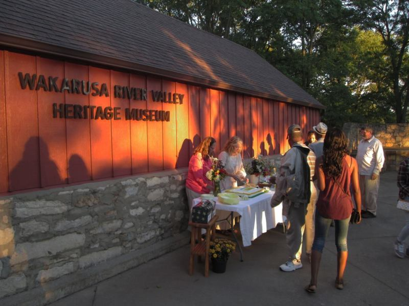 Wakarusa River Valley Heritage Museum Featured Image