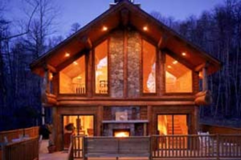 Cabins cottages smoky mountains in nc for Deals gap cabin rentals
