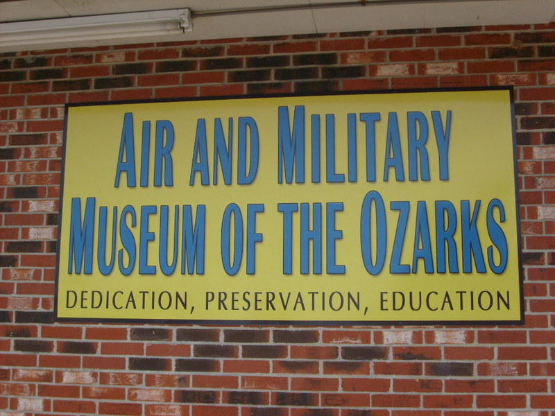 About Air & Military Museum of the Ozarks