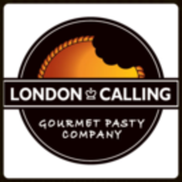 About London Calling Pasty Company-Big Red Double Decker Bus