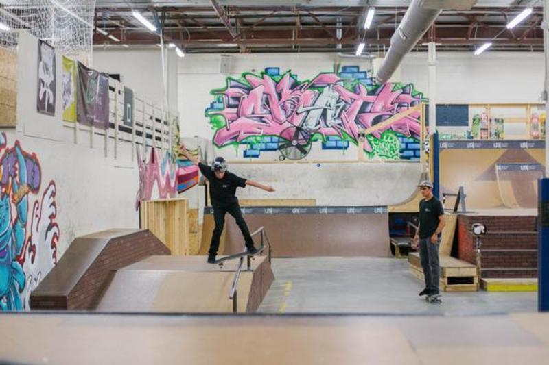 Liberty Skate Park