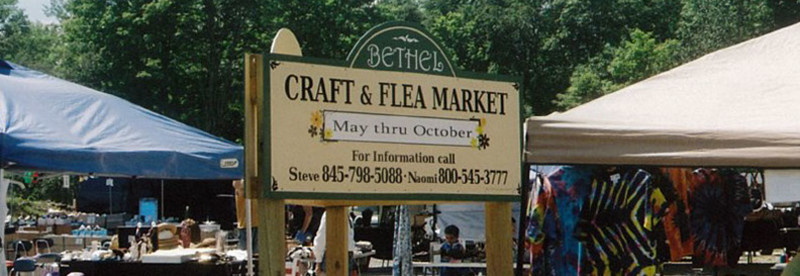 Bethel Craft & Flea Market