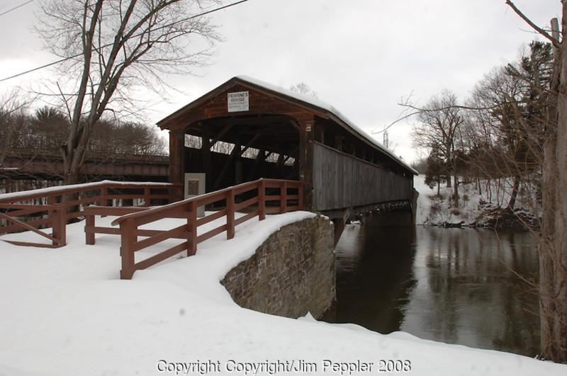 Chestnut Creek Covered Bridge