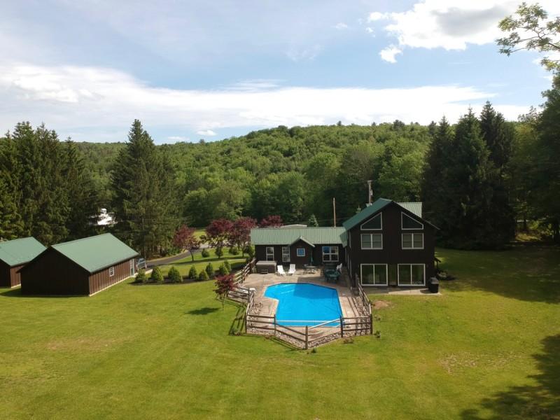 Spruce Haven - Sullivan Catskills
