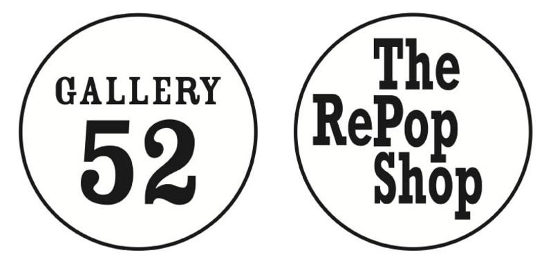 Gallery 52 • The RePop Shop