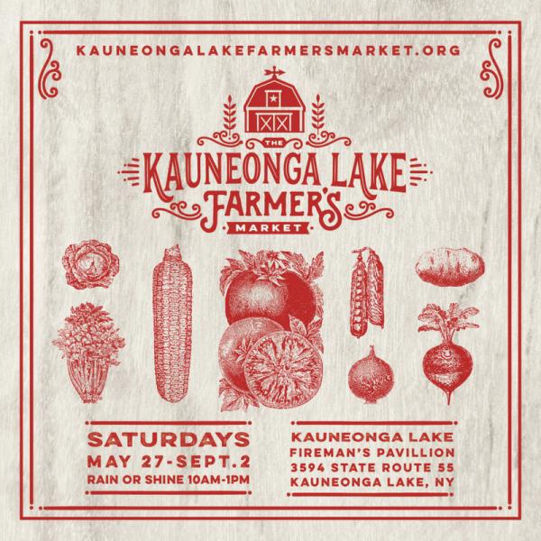 Kauneonga Lake Farmers' Market
