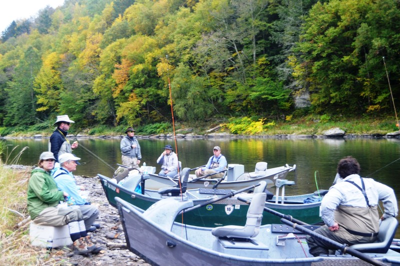 Baxter House River Outfitters