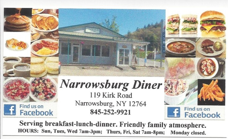 Narrowsburg Diner