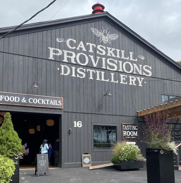 Catskill Provisions Distillery Tasting Room