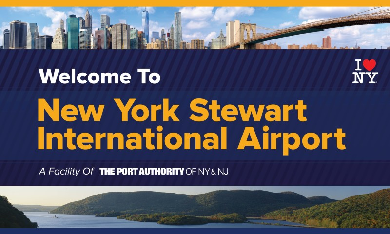 New York Stewart International Airport