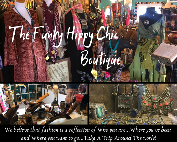 The Funky Hippy Chic Boutique