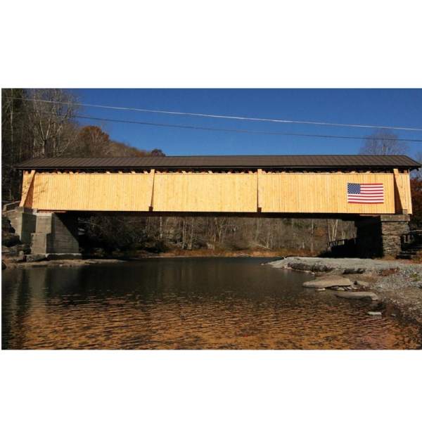 Beaverkill Covered Bridge