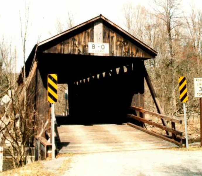 Bendo Covered Bridge