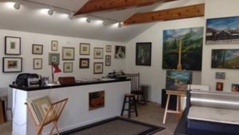 Georgia Chambers Studio & Art Gallery