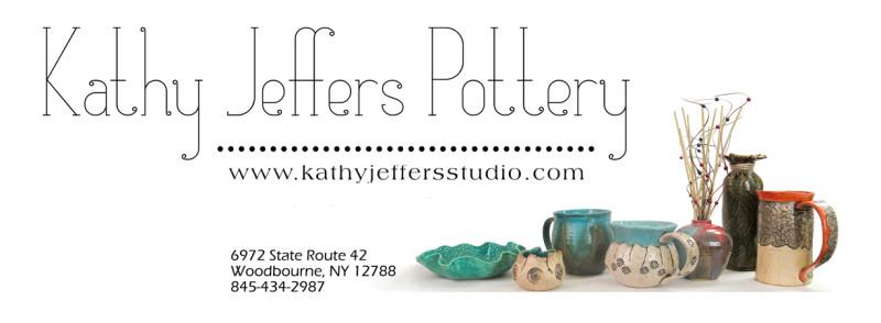 Kathy Jeffers Pottery