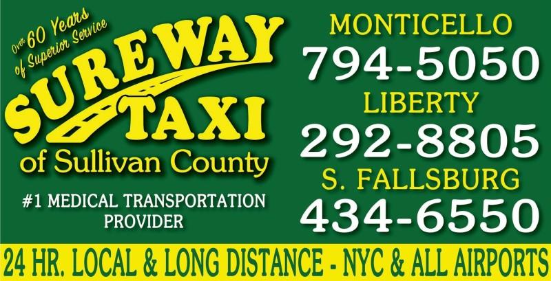 Sureway Taxi of Sullivan County