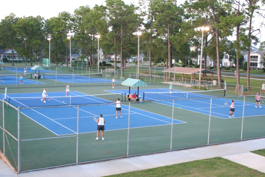 George C. Meyer Tennis Center