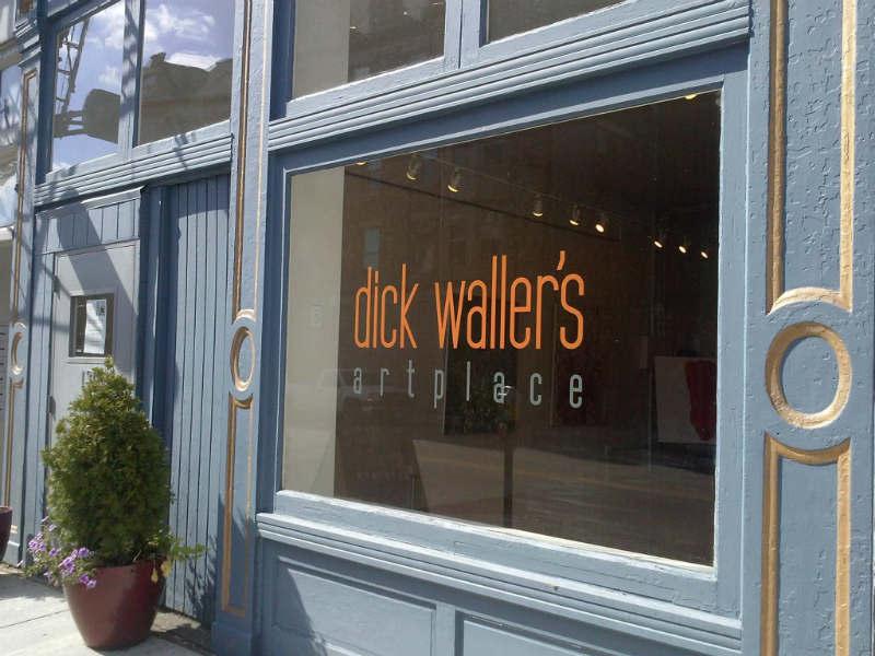 Dick Waller's ArtPlace
