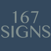 167 Signs