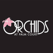 Orchids at Palm Court