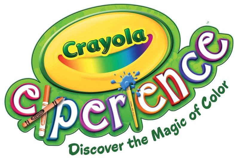 crayola experience logo - Crayola Pictures