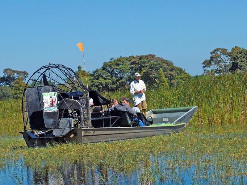 Wild Willy's Airboat Tours, LLC - Kissimmee, FL