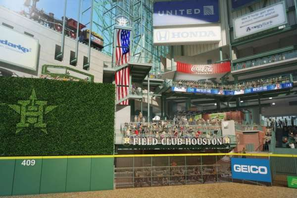 Minute Maid Park Renovations