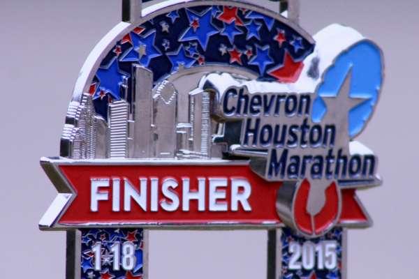 El maratón de la ciudad de Houston -uno de los mejores del país
