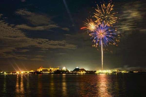 Galveston Fireworks