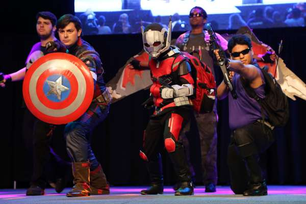 Cosplay Contest 2016