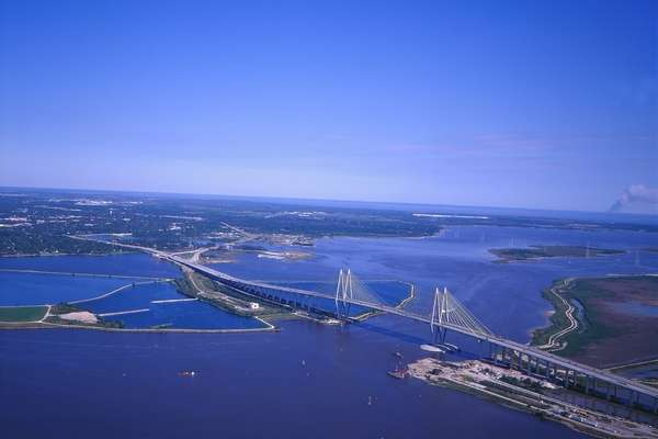 Baytown - Fred Hartman Bridge