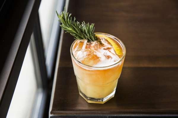 Bosscat Kitchen Whiskey Drink