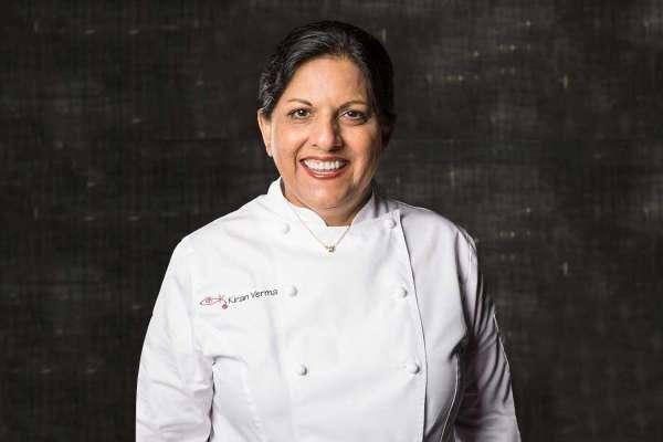 Chef Kiran Verma of Kiran's